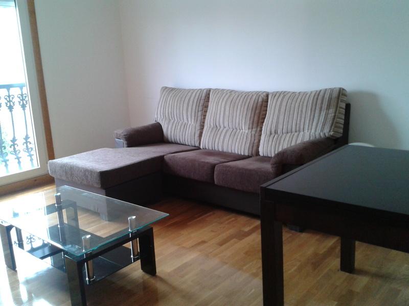 Salón - Piso en alquiler en calle Manuel Platas Varela, Arteixo - 121085761