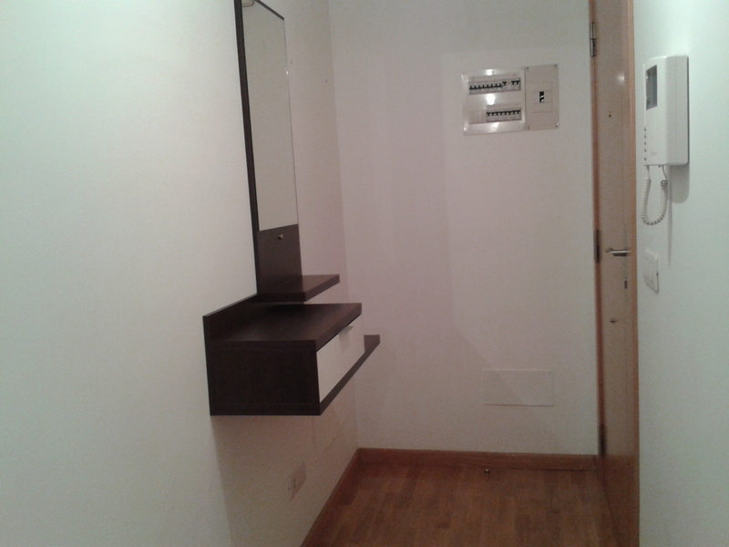Pasillo - Piso en alquiler en calle Manuel Platas Varela, Arteixo - 121085780