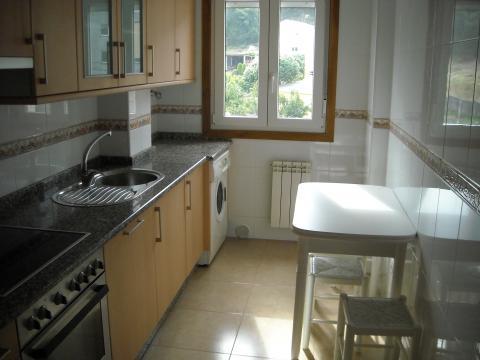 Cocina - Piso en alquiler en calle Manuel Platas Varela, Arteixo - 42779837