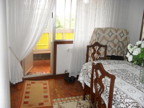 Salón - Piso en alquiler en calle Francisco Mosquera, Arteixo - 45277667