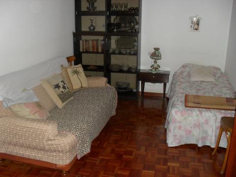 Salón - Piso en alquiler en calle Francisco Mosquera, Arteixo - 45277689