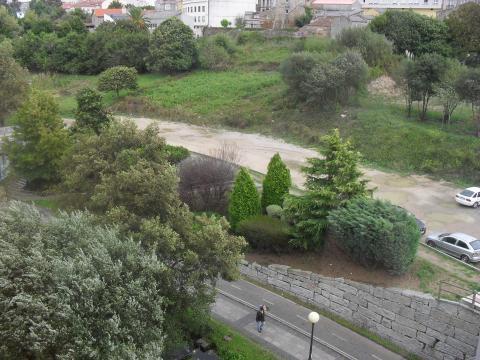 Terraza - Piso en alquiler en calle Francisco Mosquera, Arteixo - 45277718
