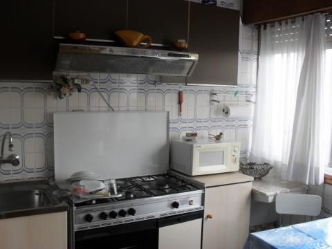 Cocina - Piso en alquiler en calle Francisco Mosquera, Arteixo - 45277845