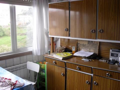Dormitorio - Piso en alquiler en calle Francisco Mosquera, Arteixo - 45277919