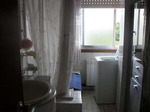 Baño - Piso en alquiler en calle Francisco Mosquera, Arteixo - 45277970