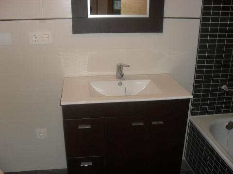 Baño - Piso en alquiler opción compra en travesía Meicende, Meicende, A - 46454357