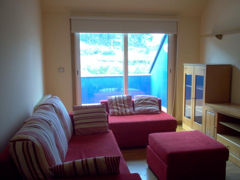 Salón - Ático en alquiler en calle Platas Varela, Arteixo - 52682084