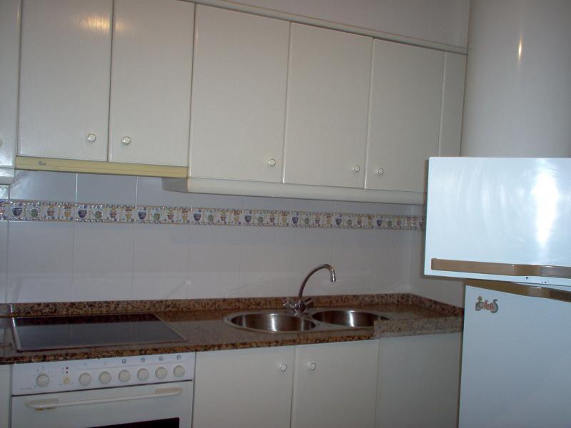 Cocina - Piso en alquiler en calle Finisterre, Arteixo - 56818399