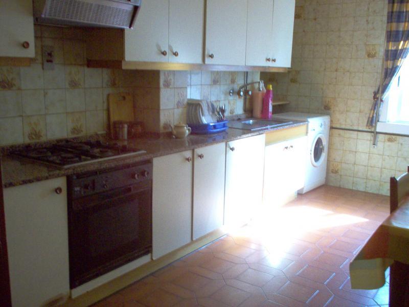 Cocina - Piso en alquiler en calle Uxio Novoneira, Arteixo - 56918610