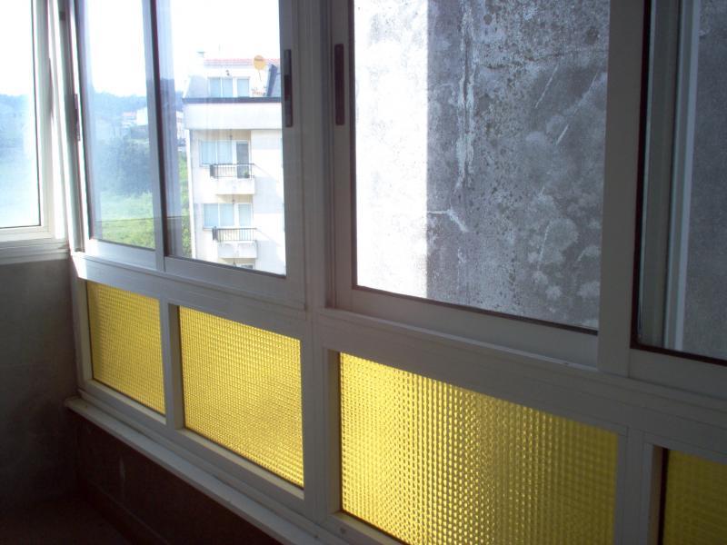 Balcón - Piso en alquiler en calle Uxio Novoneira, Arteixo - 56918631
