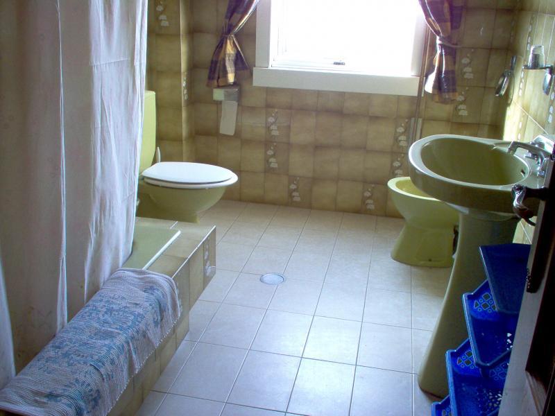 Baño - Piso en alquiler en calle Uxio Novoneira, Arteixo - 56918636