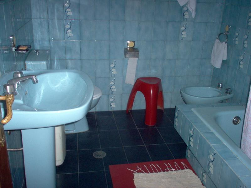 Baño - Piso en alquiler en calle Uxio Novoneira, Arteixo - 56918892