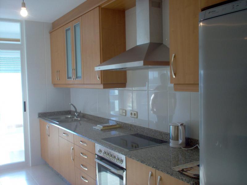 Cocina - Piso en alquiler en calle Finisterre, Arteixo - 57213883