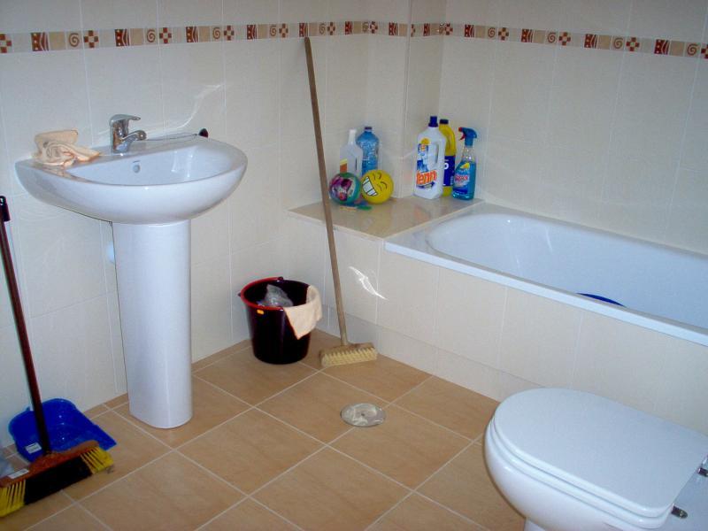 Baño - Piso en alquiler en calle Finisterre, Arteixo - 57213935