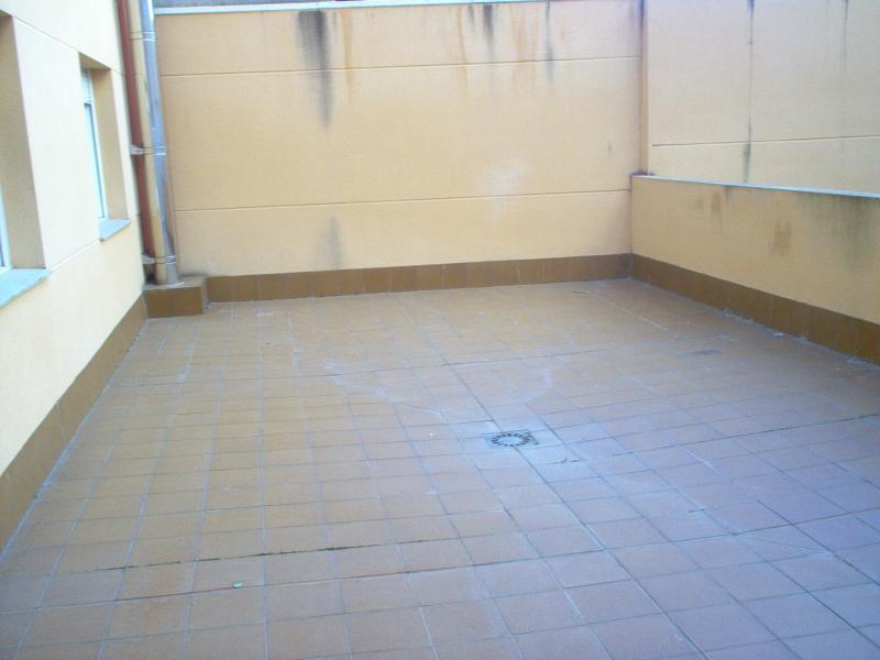 Terraza - Piso en alquiler en calle Finisterre, Arteixo - 57213944