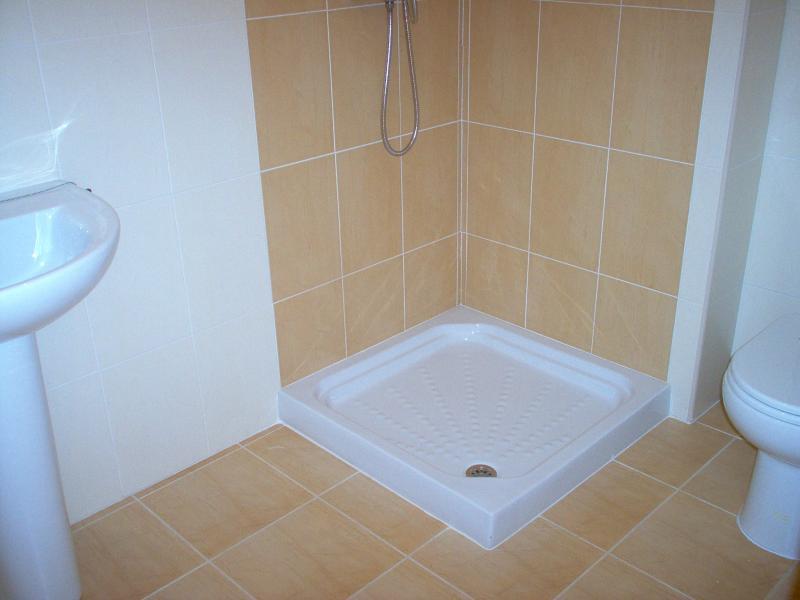 Baño - Piso en alquiler en calle Finisterre, Arteixo - 57213999