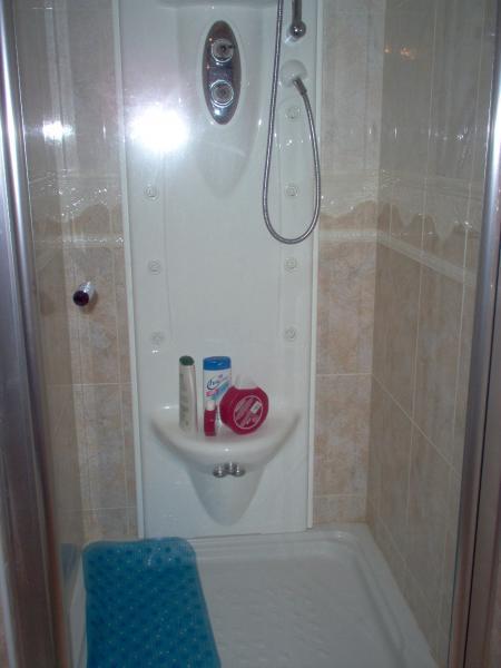Baño - Piso en alquiler en calle Travesía de Arteixo, Arteixo - 57324676