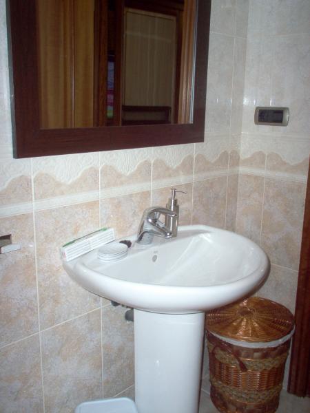 Baño - Piso en alquiler en calle Travesía de Arteixo, Arteixo - 57324691