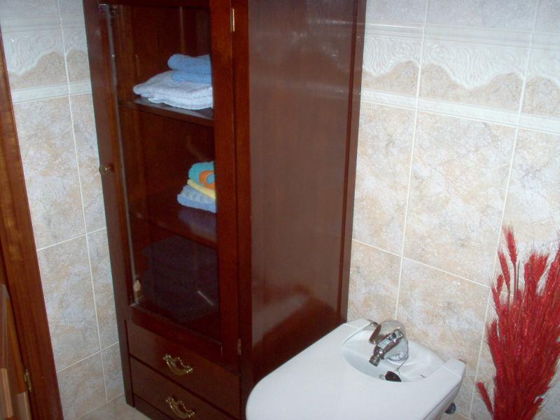 Baño - Piso en alquiler en calle Travesía de Arteixo, Arteixo - 57324727
