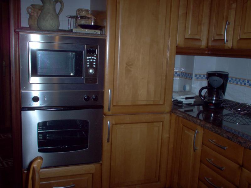 Cocina - Piso en alquiler en calle Travesía de Arteixo, Arteixo - 57324756