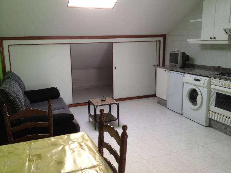 Cocina - Ático en alquiler en calle Platas Varela, Arteixo - 57782170