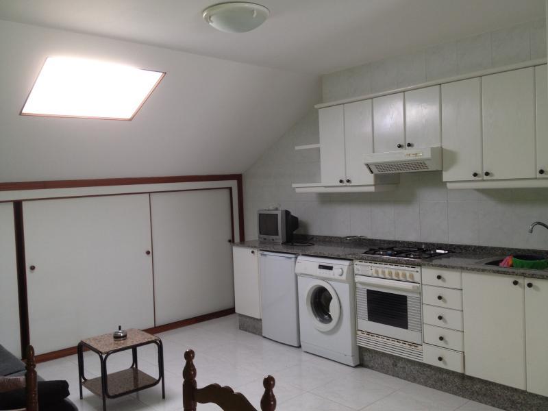 Cocina - Ático en alquiler en calle Platas Varela, Arteixo - 57782287