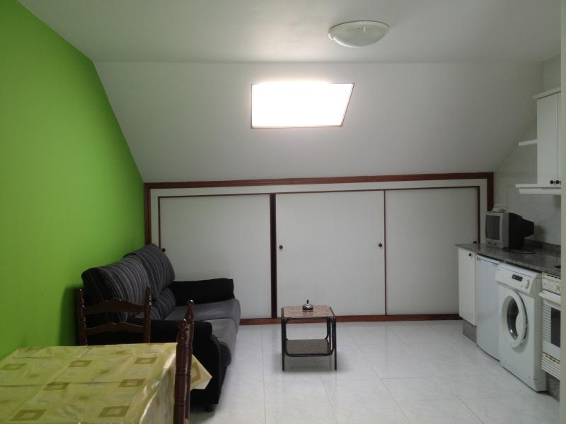 Cocina - Ático en alquiler en calle Platas Varela, Arteixo - 57782328