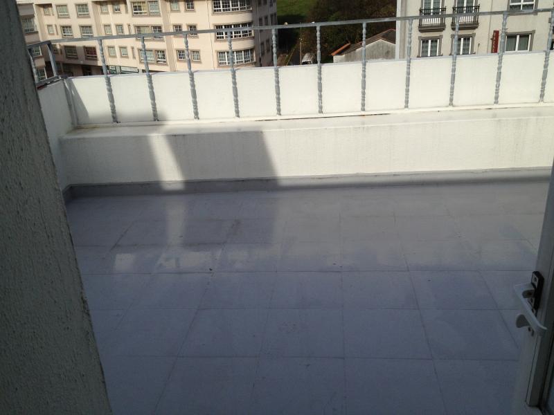 Terraza - Ático en alquiler en calle Platas Varela, Arteixo - 57782384