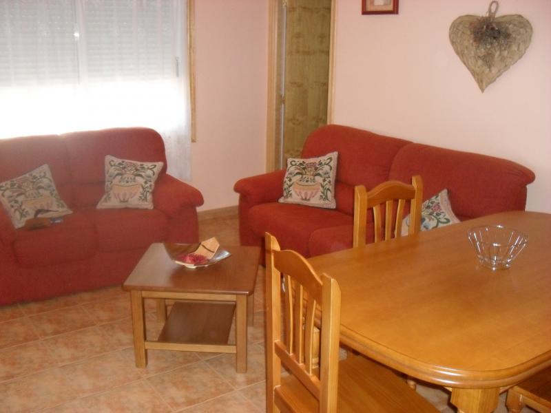 Salón - Apartamento en alquiler en calle Playa Barrañán, Arteixo - 57939733