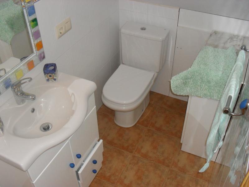 Baño - Apartamento en alquiler en calle Playa Barrañán, Arteixo - 57939738