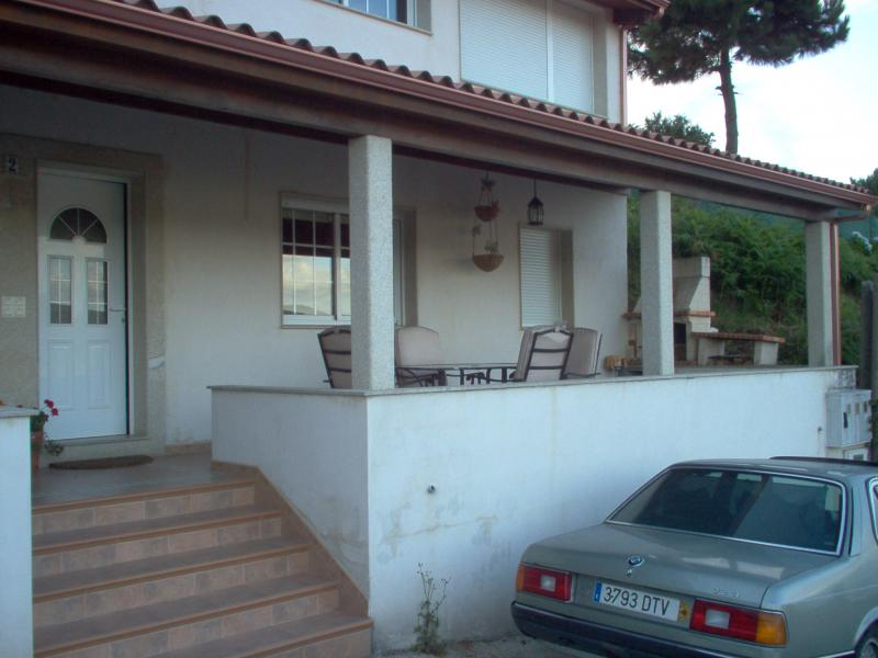 Fachada - Apartamento en alquiler en calle Playa Barrañán, Arteixo - 57939750