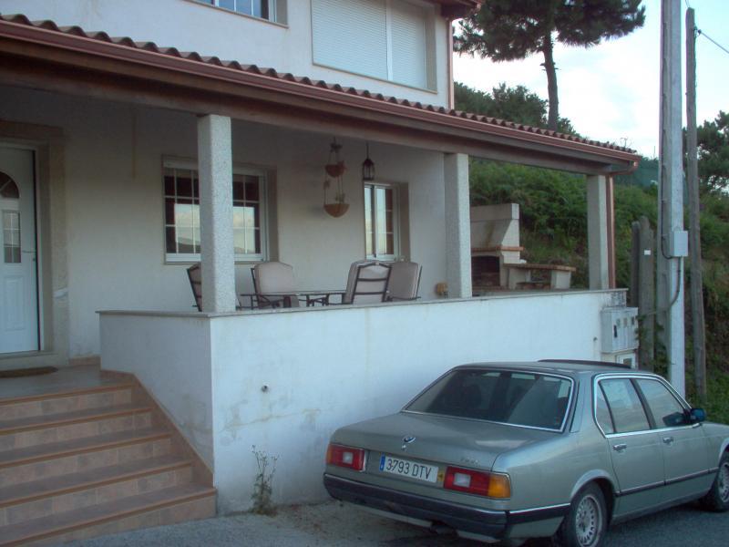 Fachada - Apartamento en alquiler en calle Playa Barrañán, Arteixo - 57939752
