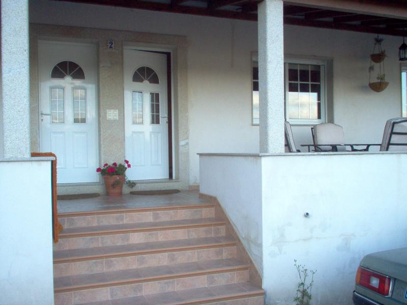 Fachada - Apartamento en alquiler en calle Playa Barrañán, Arteixo - 57939753