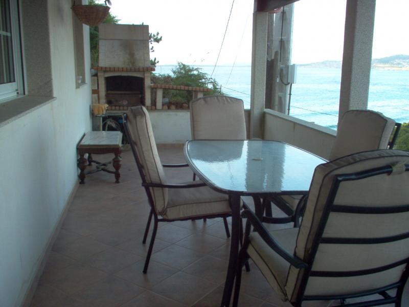Porche - Apartamento en alquiler en calle Playa Barrañán, Arteixo - 57939754