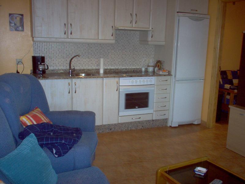 Cocina - Apartamento en alquiler en calle Playa Barrañán, Arteixo - 57939760