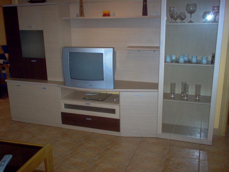 Salón - Apartamento en alquiler en calle Playa Barrañán, Arteixo - 57939762