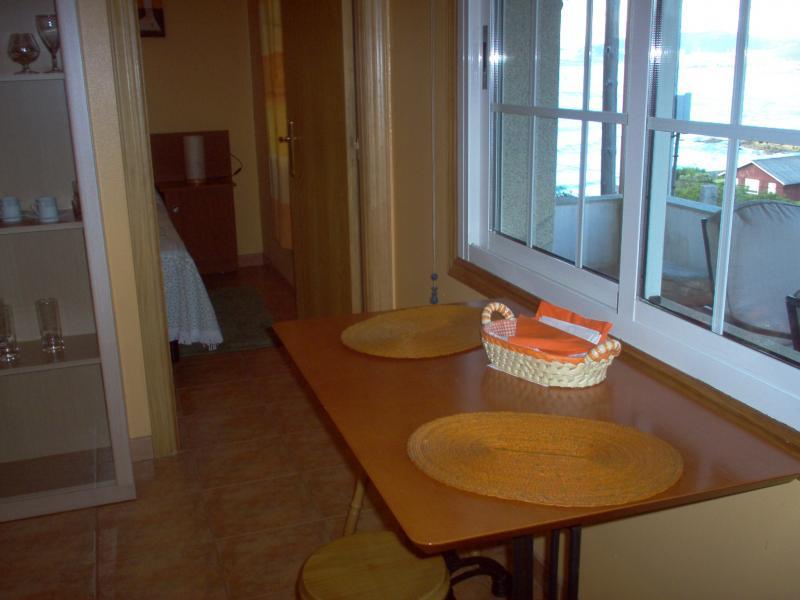 Comedor - Apartamento en alquiler en calle Playa Barrañán, Arteixo - 57939763