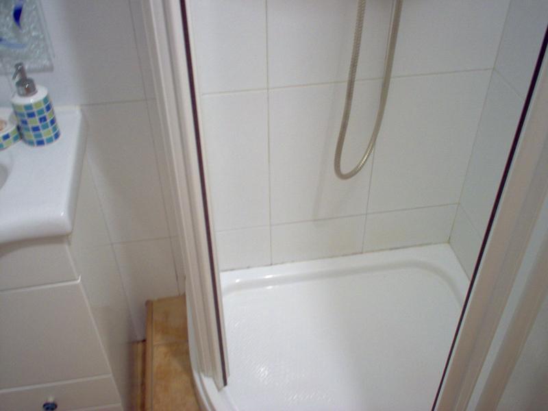 Baño - Apartamento en alquiler en calle Playa Barrañán, Arteixo - 57939785