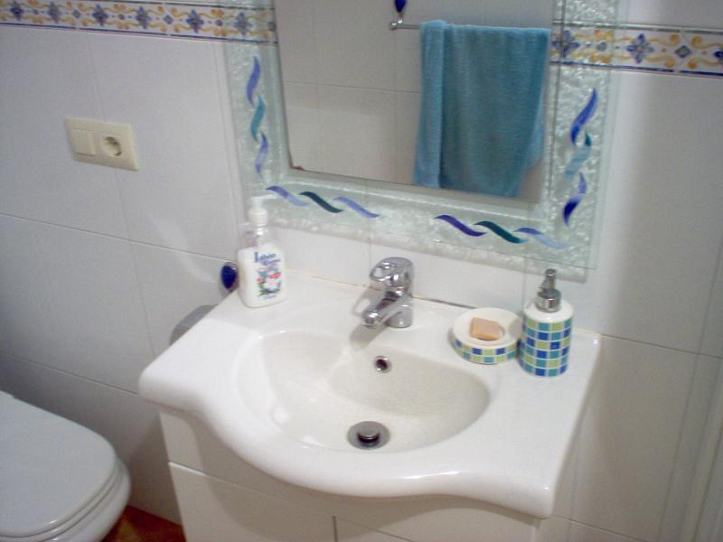 Baño - Apartamento en alquiler en calle Playa Barrañán, Arteixo - 57939788