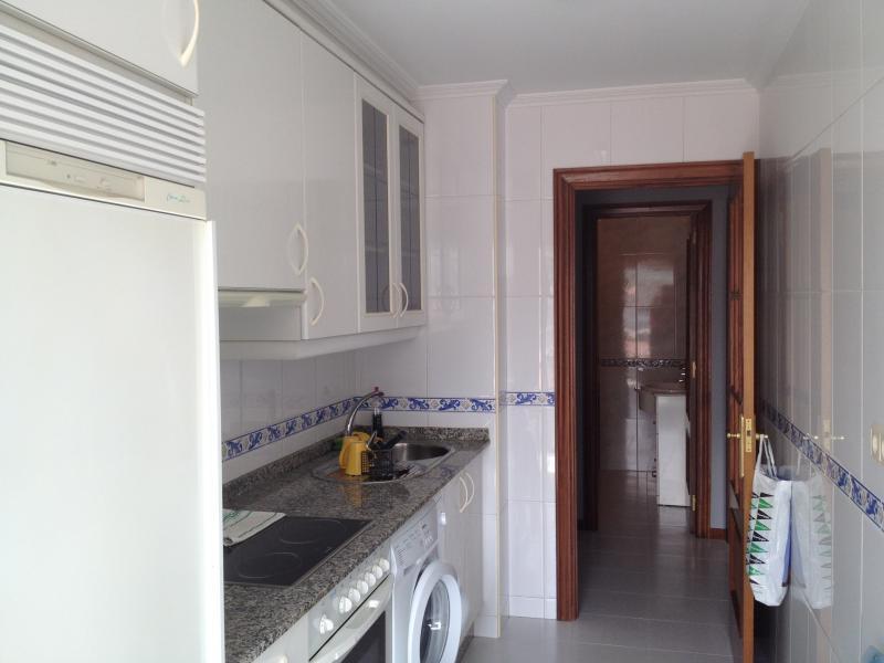 Cocina - Piso en alquiler en calle Mon Vasco, Arteixo - 71867738