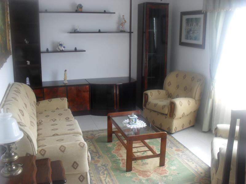 Salón - Piso en alquiler en calle Oviedo, Arteixo - 104861725