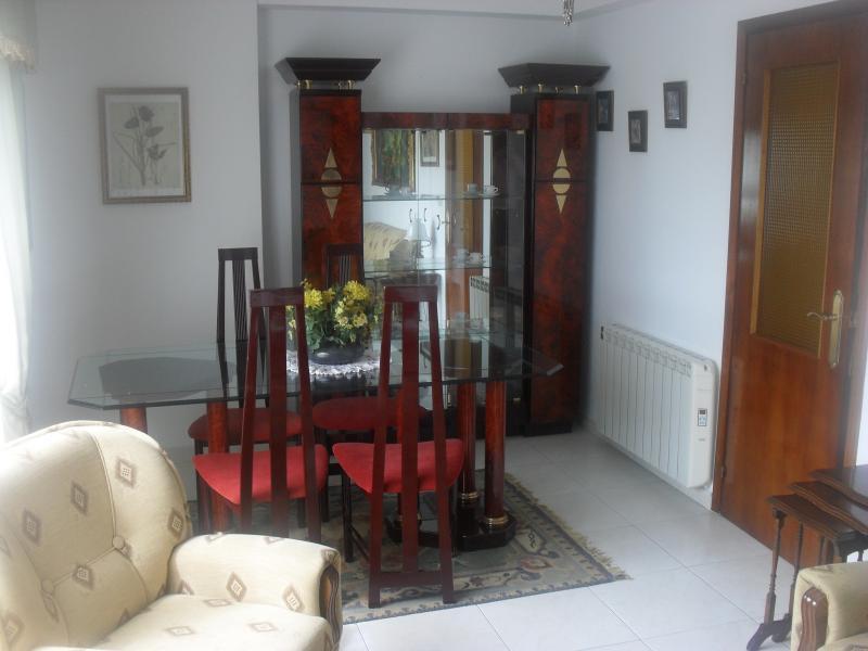 Salón - Piso en alquiler en calle Oviedo, Arteixo - 104861733