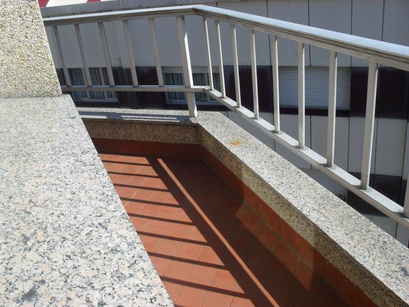 Terraza - Piso en alquiler en calle Otero Pedrayo, Arteixo - 116907982