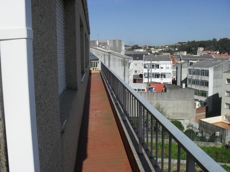 Terraza - Piso en alquiler en calle Otero Pedrayo, Arteixo - 116908030
