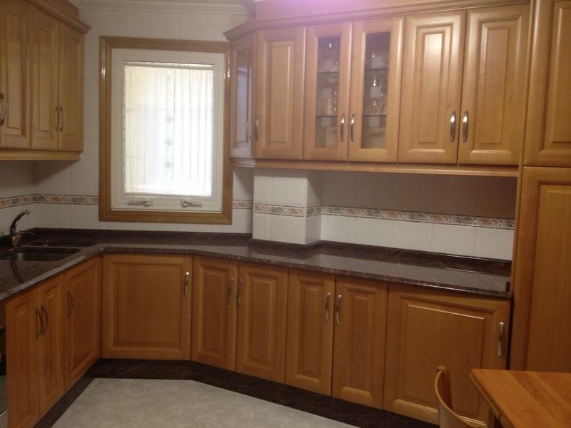 Cocina - Piso en alquiler en travesía Arteixo, Arteixo - 117723135