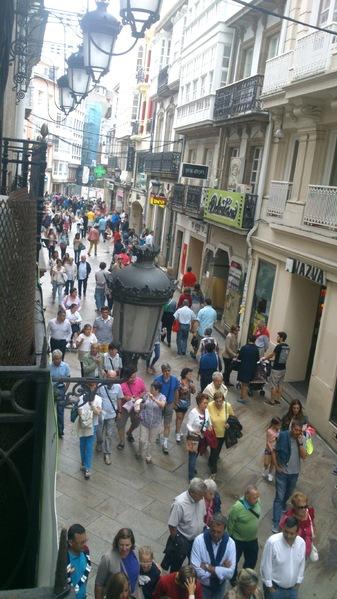Local comercial en alquiler en calle Real, Paseo de los Puentes-Santa Margarita en Coruña (A) - 120988987