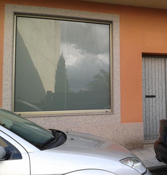 Fachada - Local en alquiler en calle Horreos, Arteixo - 121054424
