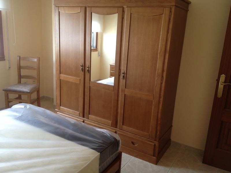 Dormitorio - Piso en alquiler en calle Finisterre, Arteixo - 123013960