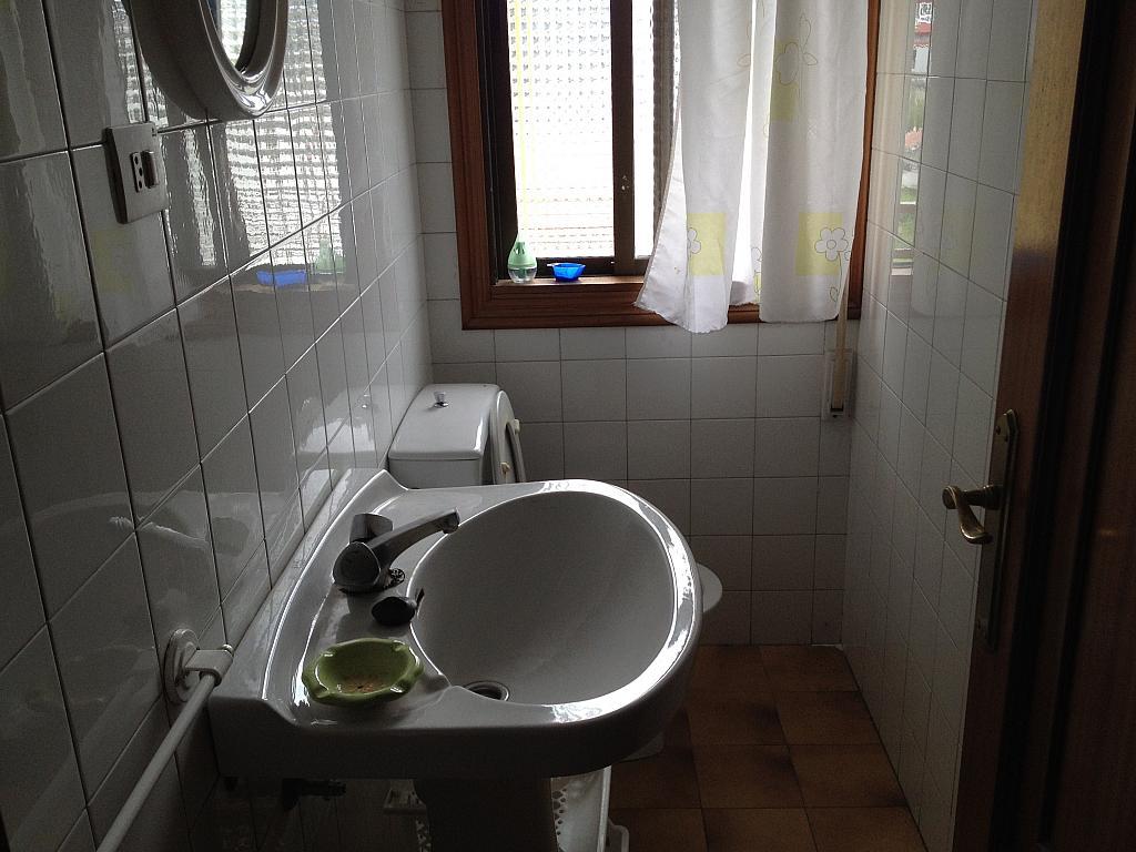 Baño - Piso en alquiler en calle Finisterre, Arteixo - 162757088