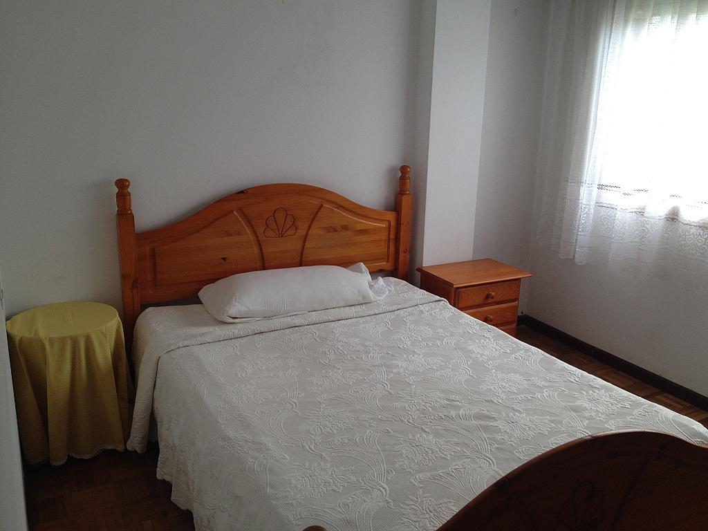 Dormitorio - Piso en alquiler en calle Finisterre, Arteixo - 162757090